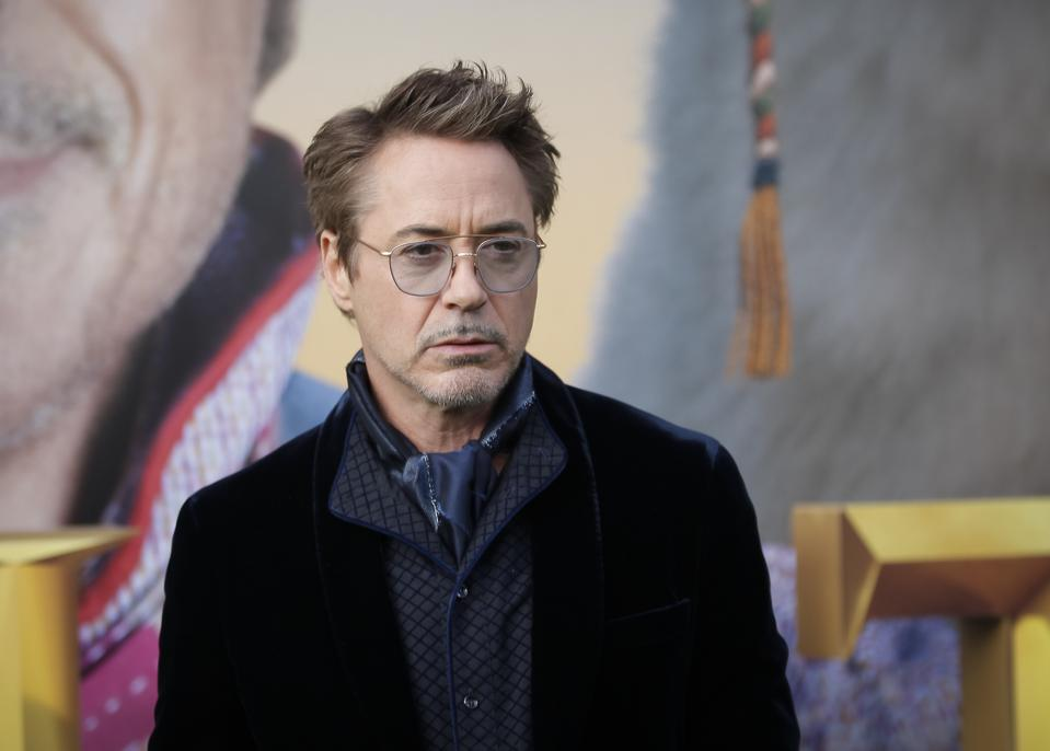 Habits You Can Adopt From Robert Downey Jr.